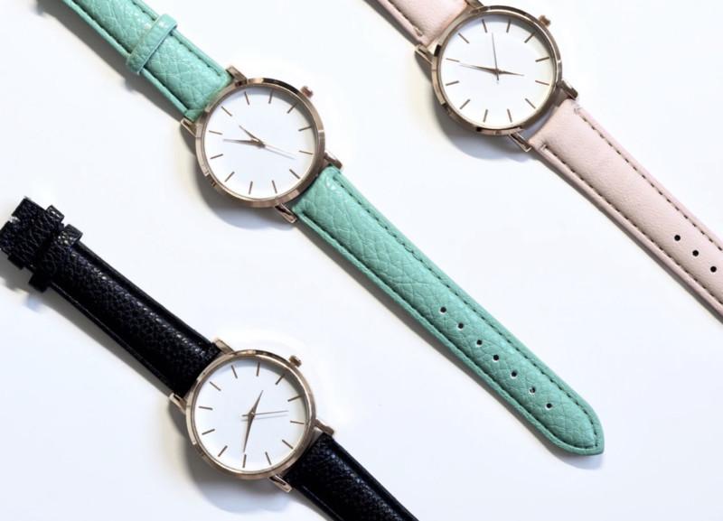 災害 腕時計